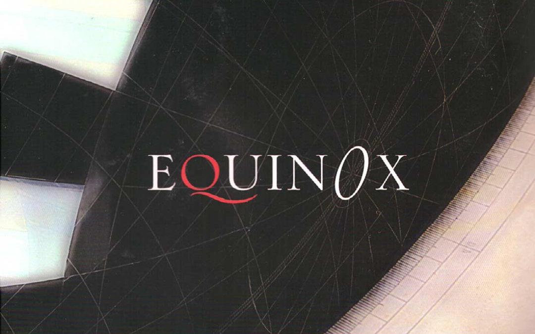 EQUINOX | Onix Ensamble – Alejandro Escuer dir.